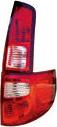 Фонарь задний правый верхний+нижний GREAT WALL HOVER 2005-2008 год / H3