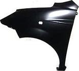 Крыло переднее левое (с отверстием под повторитель) CHEVROLET SPARK 2006-2008 год / М200