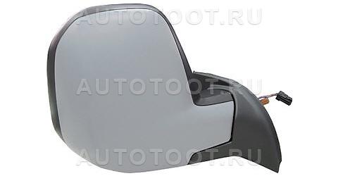 Зеркало правое (электрическое, с подогревом) Peugeot Partner 2003-2008 год / II