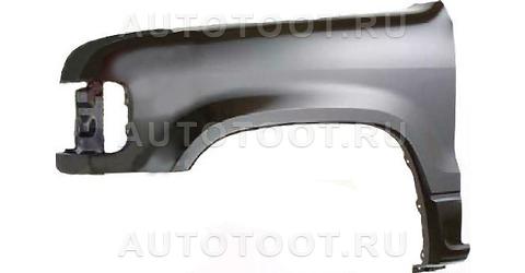 Крыло переднее левое (без отверстия под расширитель, без отверстия под повторитель) Opel Monterey  1992-1997 год / UBS