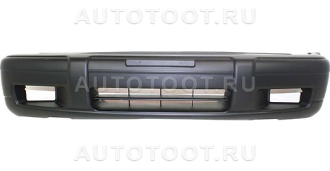 Бампер передний (с отверстиями под расширители, с отверстиями под туманки) Opel Monterey   1998-1999 год / UBS