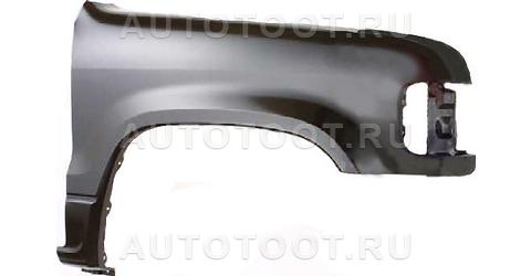 Крыло переднее правое (с отверстием под расширитель, без отверстия под антенну) Opel Monterey   1998-1999 год / UBS