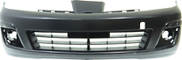 Бампер передний (левый руль) NISSAN TIIDA 2007-2014 год / C11