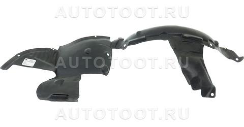 Подкрылок переднего крыла правый Renault Clio 2001-2005 год / II