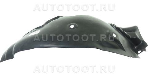 Подкрылок переднего крыла левый задняя часть Renault Fluence 2010-2013 год / I