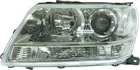 Фара левая (под корректор, для 5-ти дверного кузова) SUZUKI GRAND VITARA 2005-2010 год / T, 4W