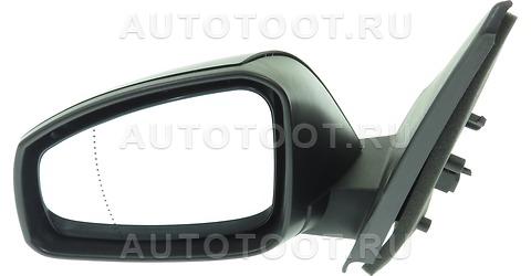 Зеркало левое (электрическое, с подогревом, с указателем поворота, датчик температуры) Renault Fluence 2010-2013 год / I