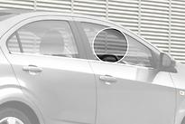 Стекло переднее правое опускное CHEVROLET AVEO 2011- год / T300
