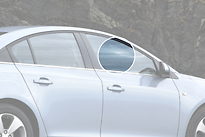 Стекло переднее правое опускное CHEVROLET CRUZE 2009-2012 год / J300
