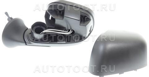 Зеркало левое (механическое, с тросиком)  Renault Duster 2010-2014 год / I