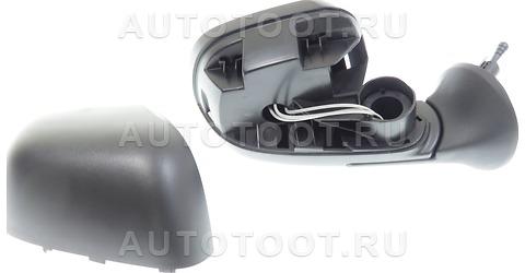 Зеркало правое (механическое, с тросиком)  Renault Duster 2010-2014 год / I