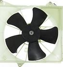 Диффузор радиатора охлаждения (рамка+мотор+вентилятор) TOYOTA ECHO 1999-2003 год / CP1