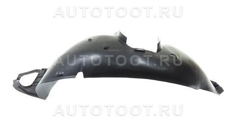 Подкрылок переднего крыла левый Peugeot 207 2006-2010 год / I
