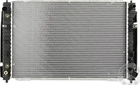 Радиатор охлаждения 2L 2.3L AT MT MAZDA TRIBUTE 2000-2004 год / EP