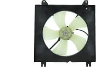 Диффузор радиатора охлаждения в сборе (мотор+рамка+вентилятор, 1.6L) DAEWOO GENTRA 2013-2015 год / III