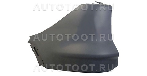 Клык заднего бампера левый Ford Kuga 2013- год / II
