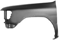 Крыло переднее левое (с отверстиями под расширитель) NISSAN TERRANO 1995-1999 год / R50