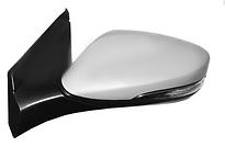 Зеркало левое (электрическое, без подогрева, с указателем поворота, 5 контактов) HYUNDAI SOLARIS 2010-2014 год / I