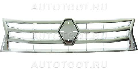 Решетка радиатора Renault Duster 2010-2014 год / I