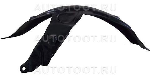 Подкрылок переднего крыла левый (задняя часть) Renault Clio 1998-2001 год / II