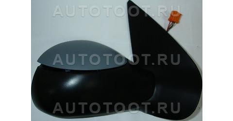 Зеркало правое (электрическое, с подогревом, с датчиком температуры) Peugeot 206 2003-2010 год / I
