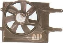 Диффузор радиатора охлаждения (рамка+мотор+вентилятор) VOLKSWAGEN PASSAT 1993-1997 год / B4