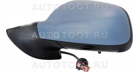 Зеркало правое (электрическое, с подогревом, с температурным датчиком, с автоскладыванием) Peugeot 407 2004-2008 год / I