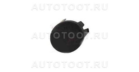 Заглушка в передний бампер левая Renault Clio 2001-2005 год / II