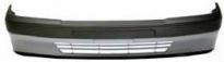 Бампер передний (без отверстий под противотуманки) PEUGEOT 306 1993-2002 год / I