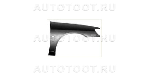 Крыло переднее правое (с отверстием под повторитель) Peugeot 306 1993-2002 год / I