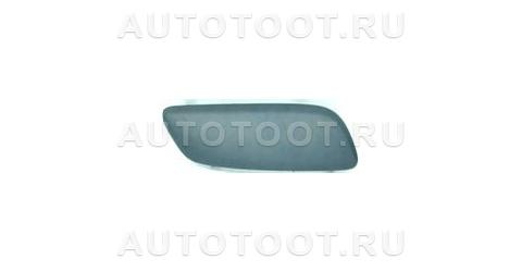 Молдинг переднего бампер внутренний правый Peugeot 307 2005-2008 год / I