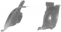 Подкрылок переднего крыла правый задняя часть