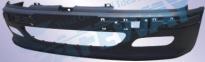Бампер передний (с отверстиями под противотуманки)