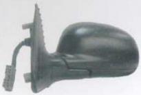 Зеркало левое (электрическое, с подогревом) PEUGEOT 406 1995-1999 год / I