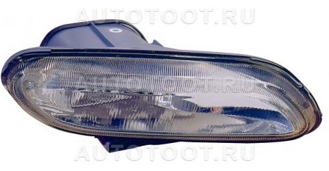Фара противотуманная левая Peugeot 406 1995-1999 год / I