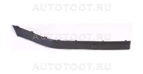 Молдинг переднего бампера правый Peugeot 406 1995-1999 год / I