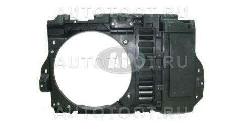 Рамка радиатора (пластик) Peugeot 407 2004-2008 год / I