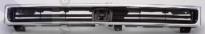 Решетка радиатора (с хромированным молдингом) HONDA ACCORD 1989-1991 год / CB