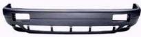 Бампер передний (с отверстиями под противотуманки) AUDI 80 1987-1991 год / B3
