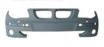 Бампер передний (с отверстиями под омыватели фар) BMW 1SERIES 2004-2006 год / Е87