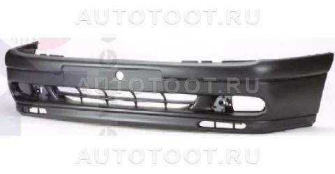 Бампер передний (с отверстиями под противотуманки) Renault Laguna 1994-1997 год / I