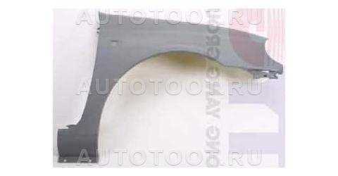 Крыло переднее правое (пластик) Renault Clio 1998-2001 год / II
