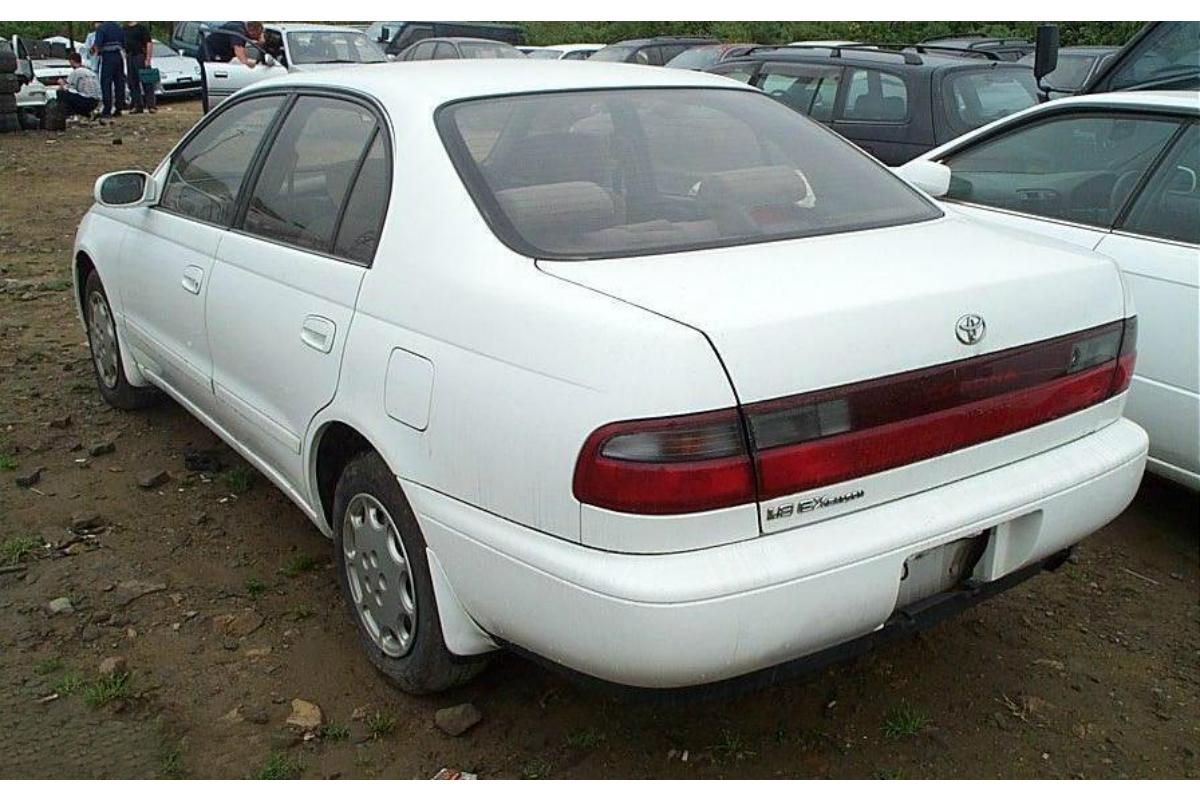 дром благовещенск тойота корона премио 1998 2000г белую машину