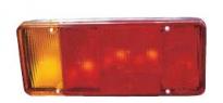 Фонарь в задний бампер левый FIAT  DUCATO 1993-2002 год / I