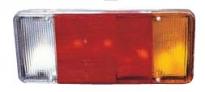 Фонарь в задний бампер правый FIAT  DUCATO 1993-2002 год / I