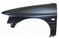 Крыло переднее левое (с отверстием под повторитель) FORD ESCORT 1995-1998 год / VII
