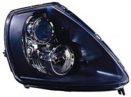 Фара левая+правая (комплект , тюнинг, линованная) MITSUBISHI ECLIPSE  2000-2005 год / D53A