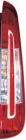 Фонарь задний правый FORD C-MAX 2007-2009 год / I