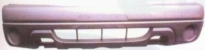 Бампер передний (без отверстий под противотуманные фары) SUZUKI GRAND VITARA 1996-2004 год / T, 2W