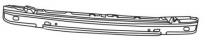 Усилитель переднего бампера  SUZUKI GRAND VITARA 1996-2004 год / T, 2W